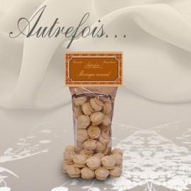 Meringues Artisanales Caramel 80g