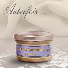 Crème d'anchoiade 90g