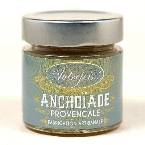 Crème d'anchoïade