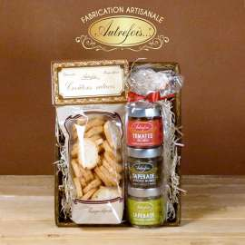 Coffret Tartinables & Croutons Natures