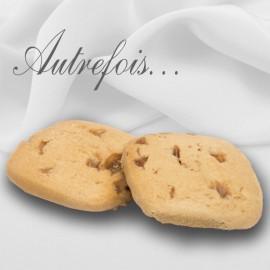 Biscuits Pépites de Caramel