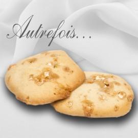 Biscuits sablés au nougat