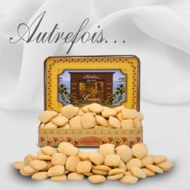 Boite décorée Péquélets...