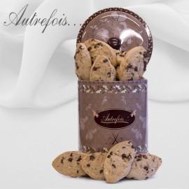 Sablé Chocolat Noix et Sel