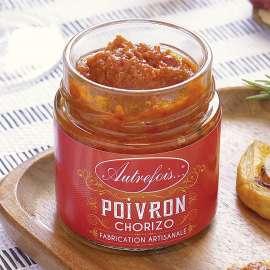 Poivron - Chorizo