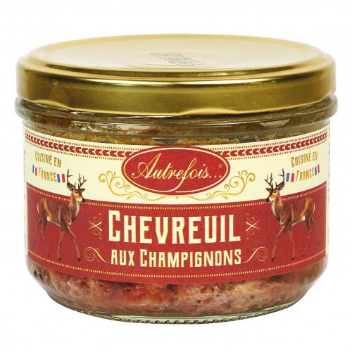 Terrine de Chevreuil Autrefois