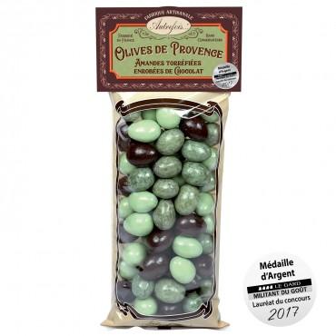 Sachet Olives au Chocolat 280g