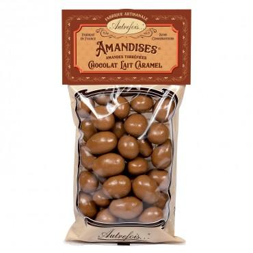 Sachet Amandises au Caramel 170g