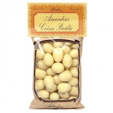 Sachet Amandises Crème brulée 170g