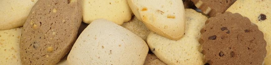 Biscuit sablé artisanal - Nombreux parfums & Conditionnement