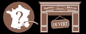 9 boutiques en France